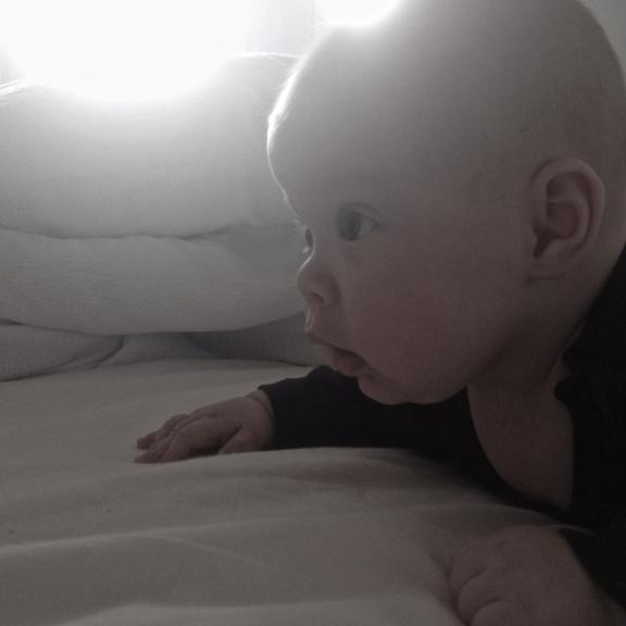 Hugo is focused
