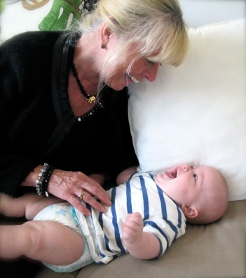Hugo and Grandma