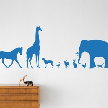 Ferm wallsticker