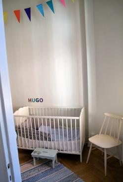 Hugo's room