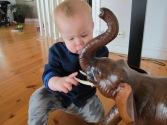 Hugo and the elephant