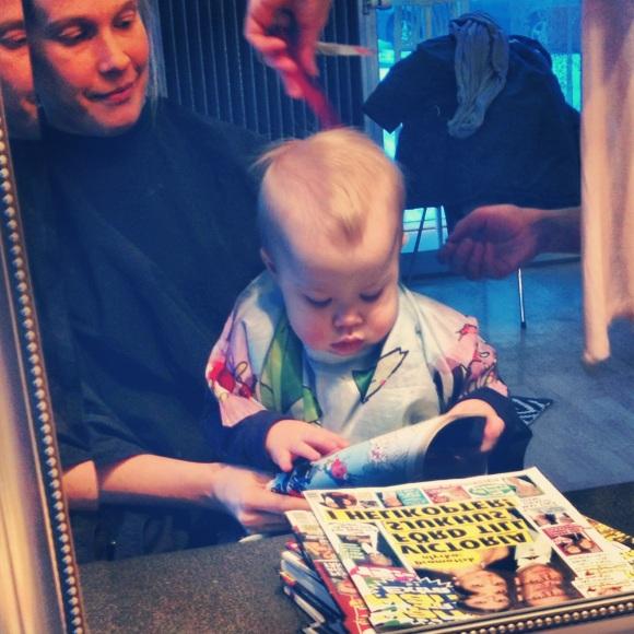 Hugo hairdresser