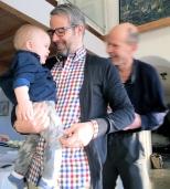 Hugo, Dad and Grandpa