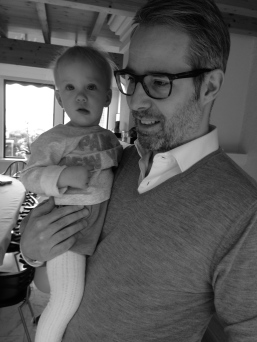Lilly and Dad