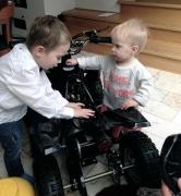 Oskar and Lilly