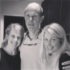 Me, Sis and Grandpa