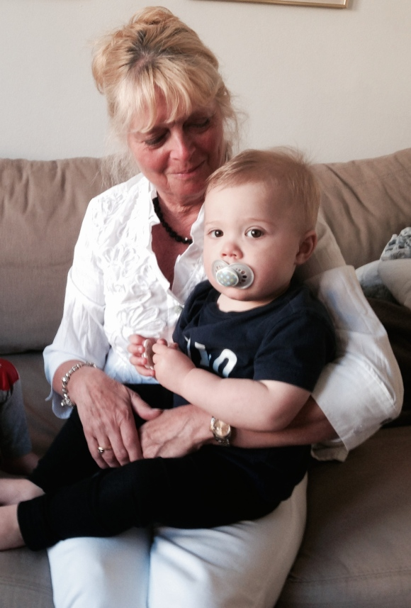 Grandmother and Hugo