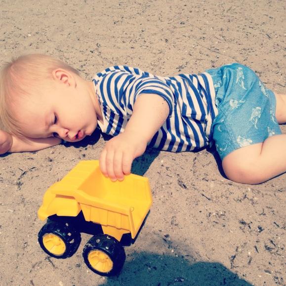 Beach a la Hugo