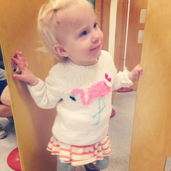 Lilly hos doktorn