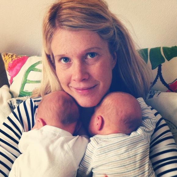 Tvillingarna och jag