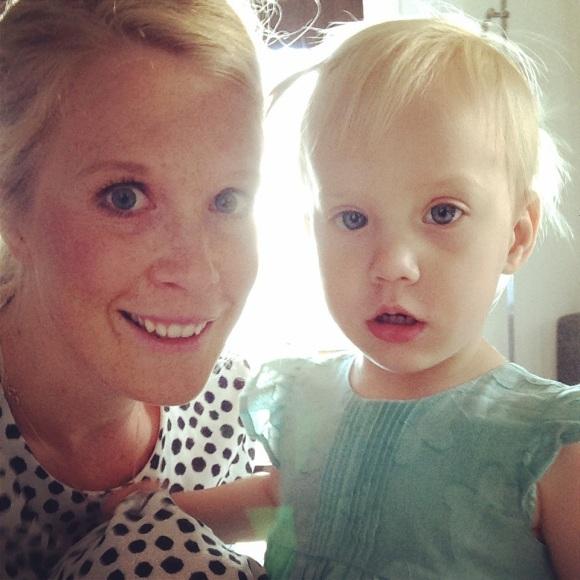 Lilly och jag