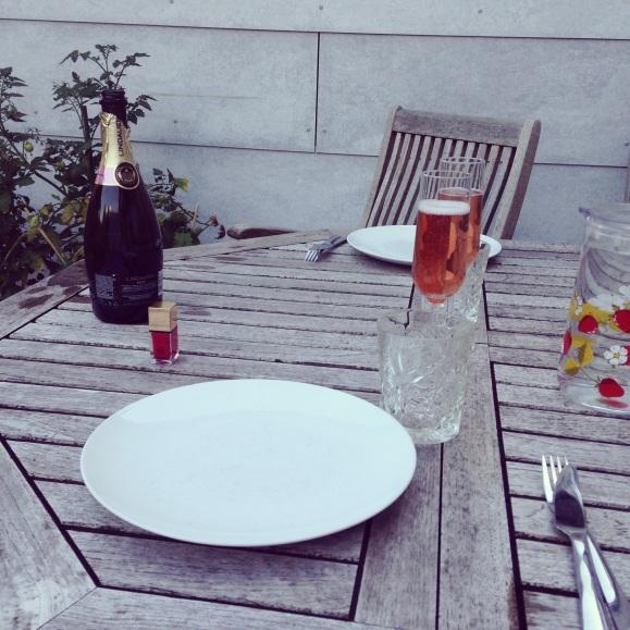 Syster bjuder på middag