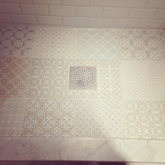 Vackert golv