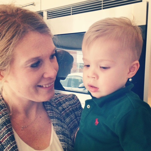 Mamma och Hugo