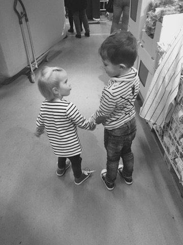 Lilly och Oskar