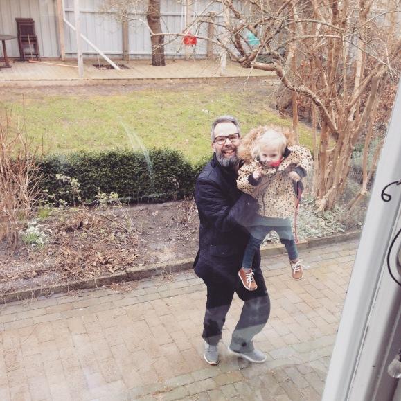 Pappa och Lilly