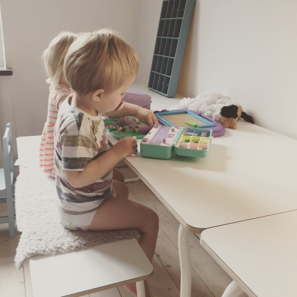 Nya skrivborden