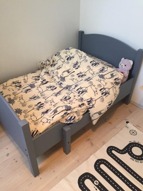 Hugos säng