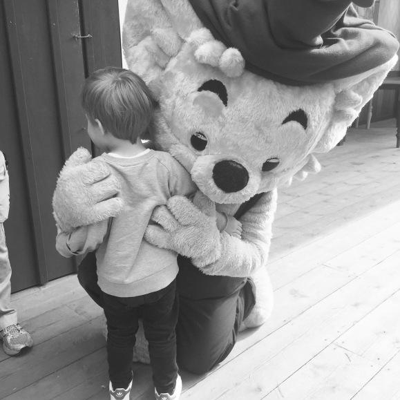 Hugo kramar Bamse