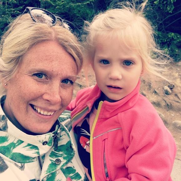 Lilly och Mamma