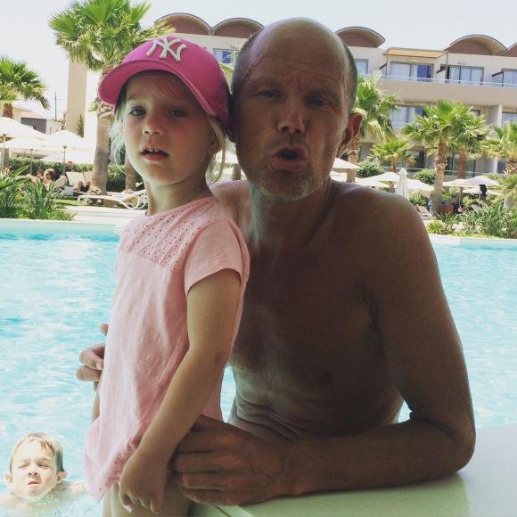 Lilly och morfar
