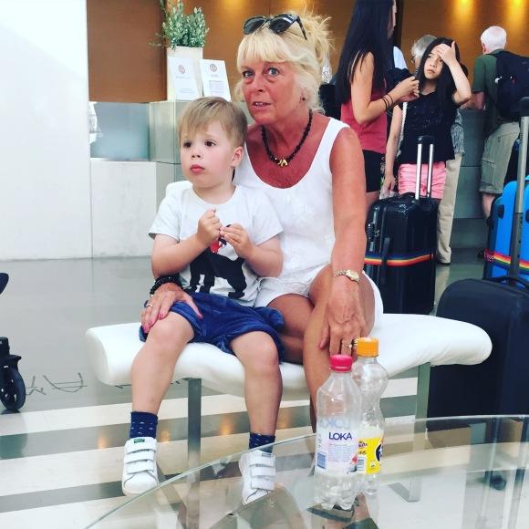 Hugo och mormor