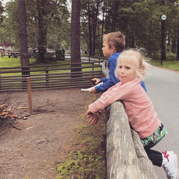 Oskar och Lilly