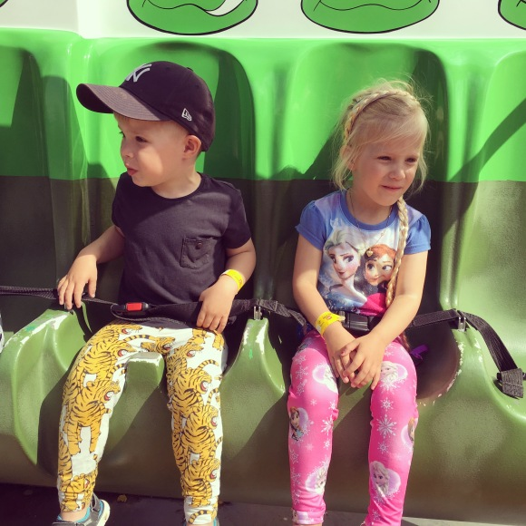 Hugo och Lilly