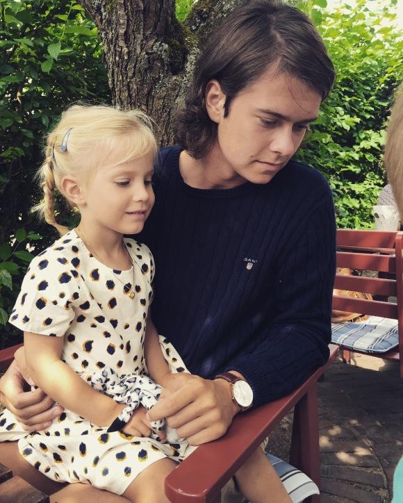 Lilly och Casper